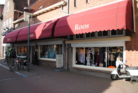 Roos Foundations
