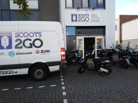 Scoots2Go