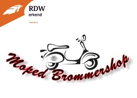 Moped Brommershop