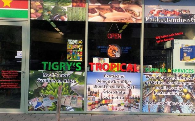 Tigry's Tropical Supplies & Services